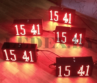 часы для производства
