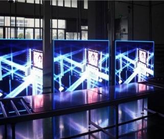 Синхронные видео экраны