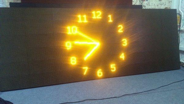 большой настенный часы