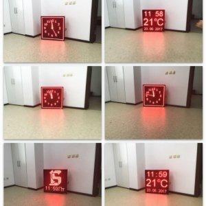 электронные часы минск