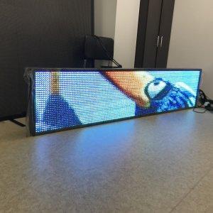 светодиодное цветное табло