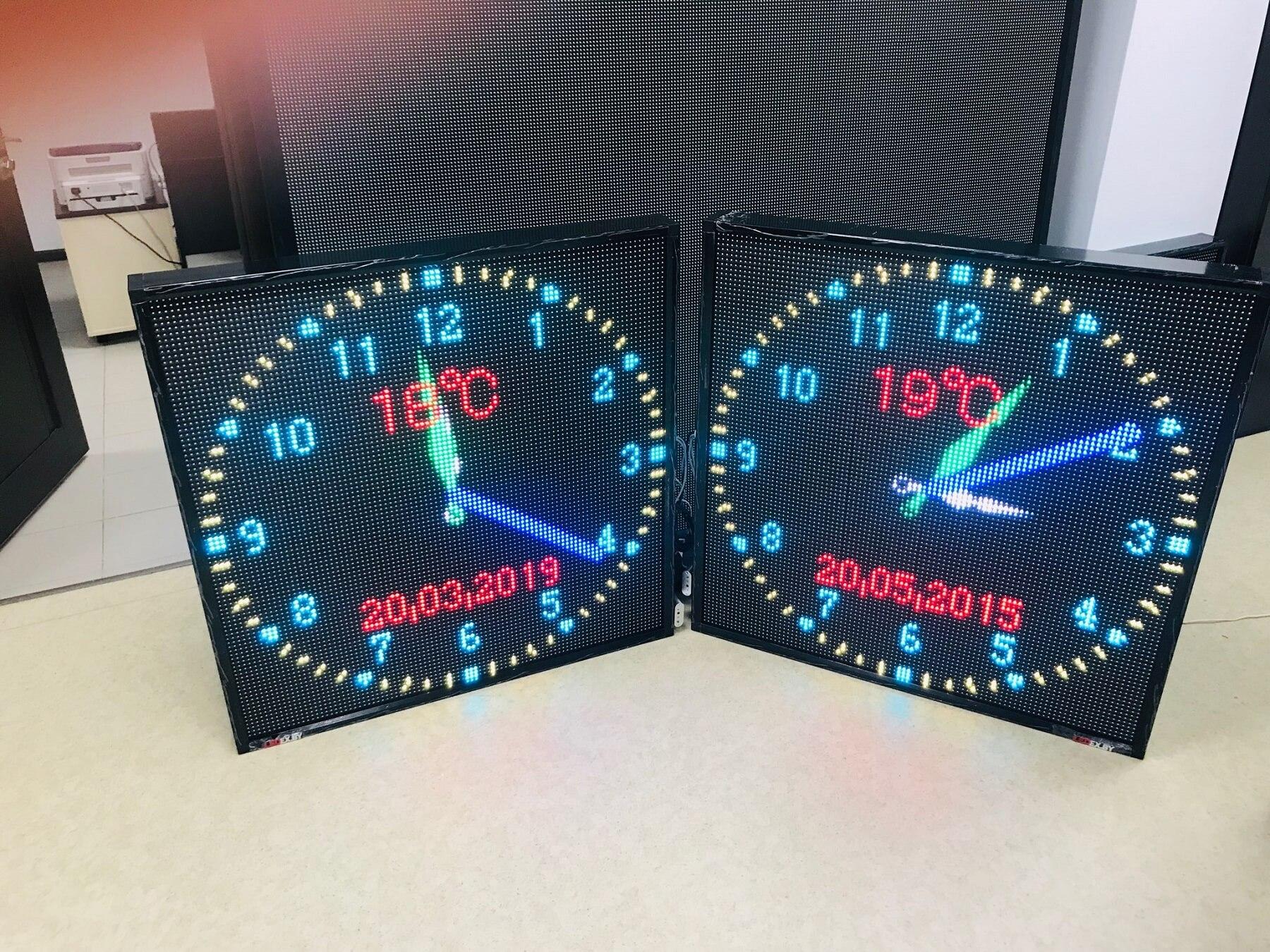 часы электронные светящиеся цифровые купить